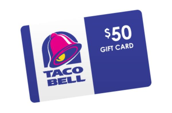check taco bell gift card balance photo - 1