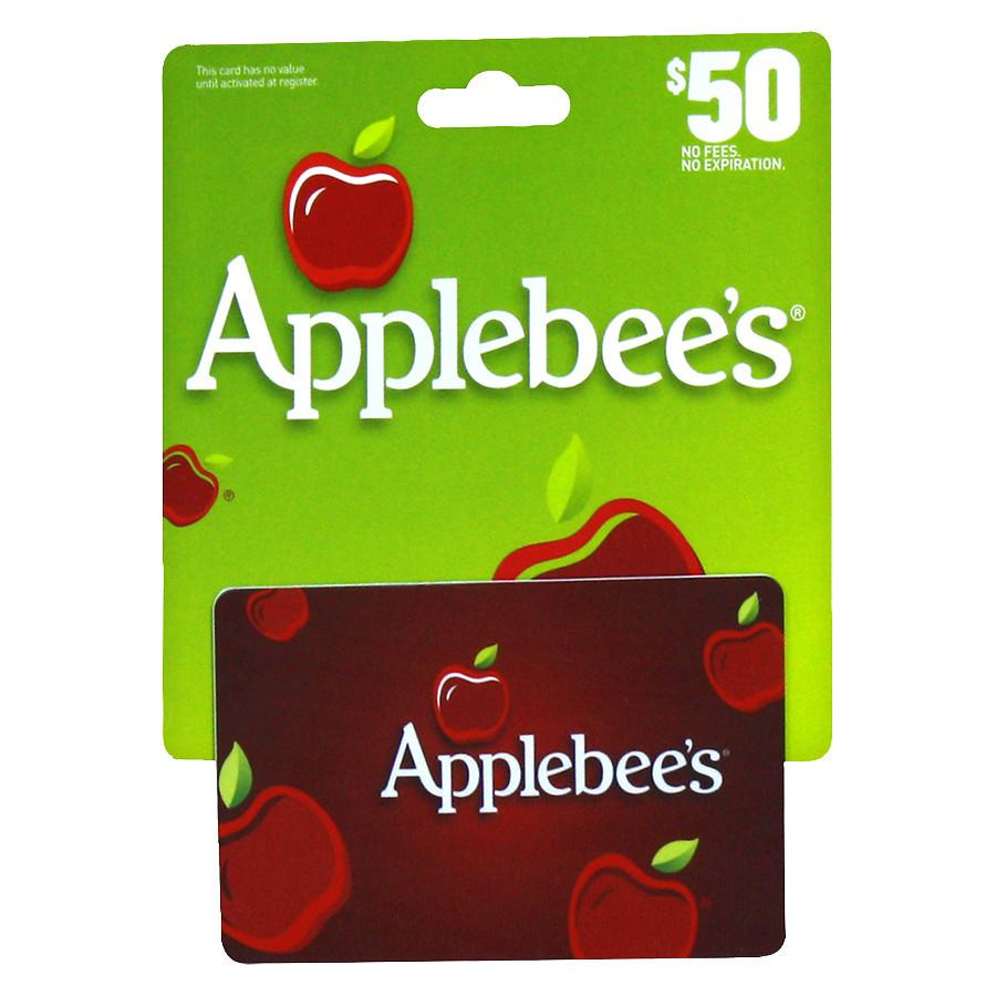 check the balance on Applebees gift card photo - 1