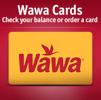 check wawa gift card balance photo - 1