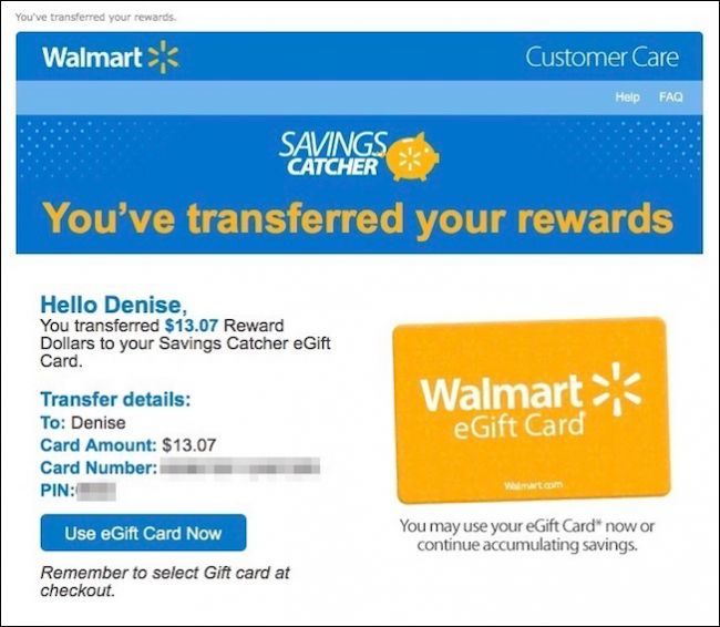 checking gift card balance walmart photo - 1