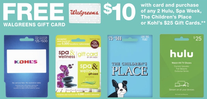 childrens place gift card balance photo - 1