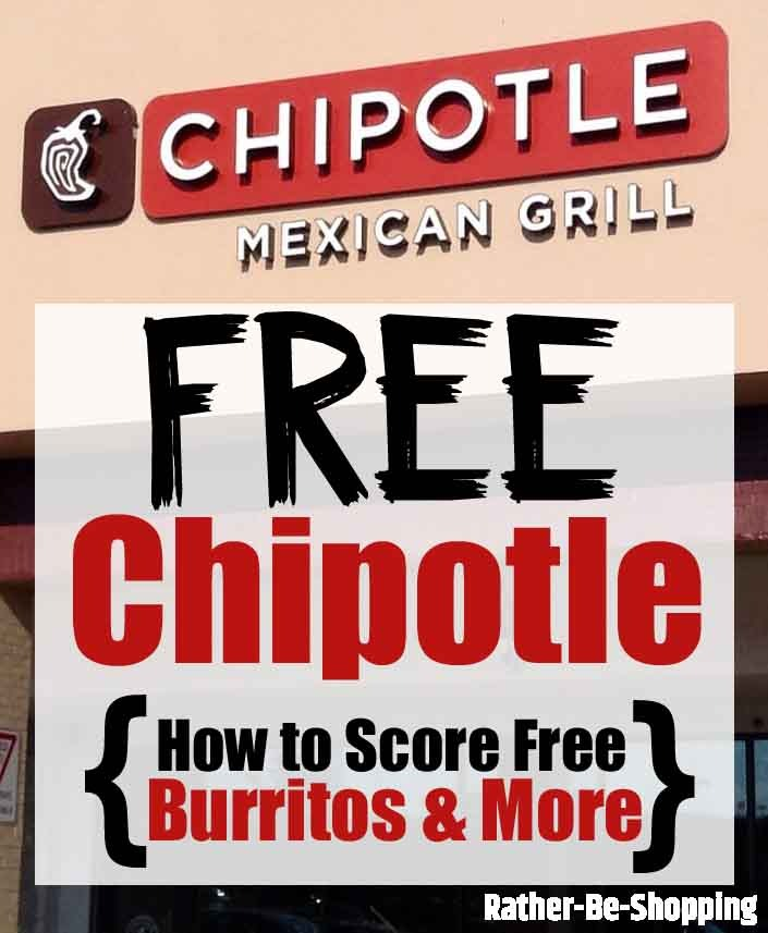 chipotle gift card free burrito photo - 1