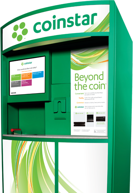 coinstar gift card exchange fee photo - 1