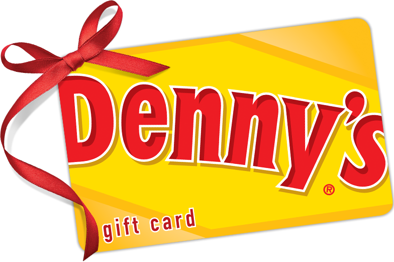 dennys gift card balance photo - 1