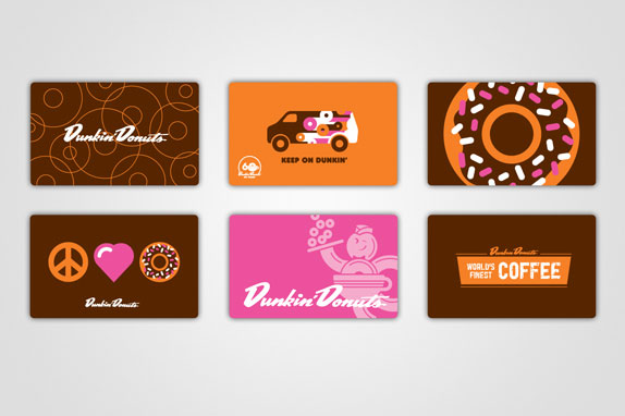 dunkin donut gift card balance photo - 1