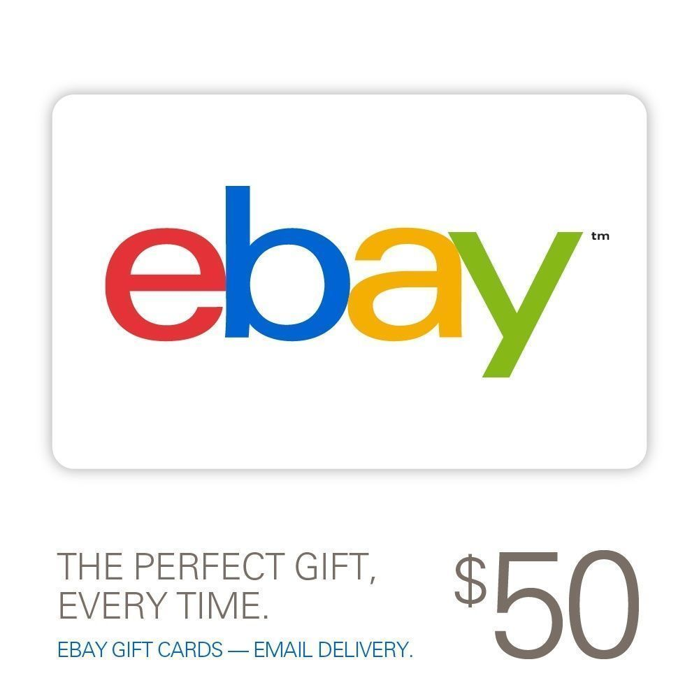 eBay gift card to paypal photo - 1