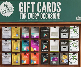exchange gift card for money photo - 1