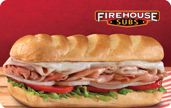 firehouse subs gift card balance photo - 1
