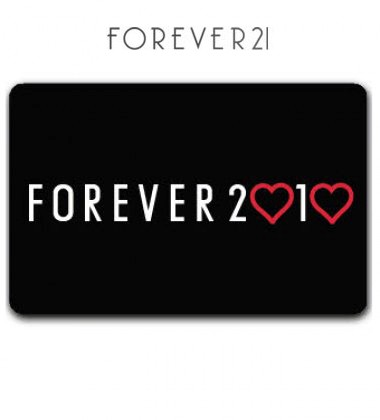 forever 21 check gift card balance photo - 1