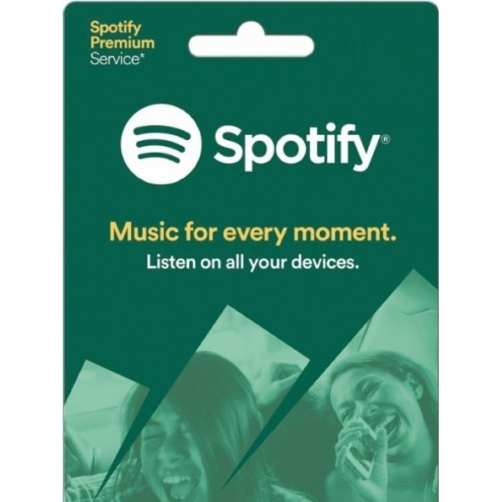 free Spotify gift card photo - 1