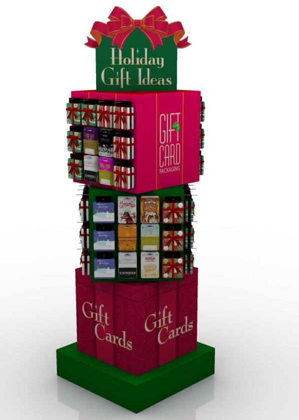 Gift Card Displays Ideas Gift Cards