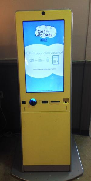gift card kiosks near me photo - 1