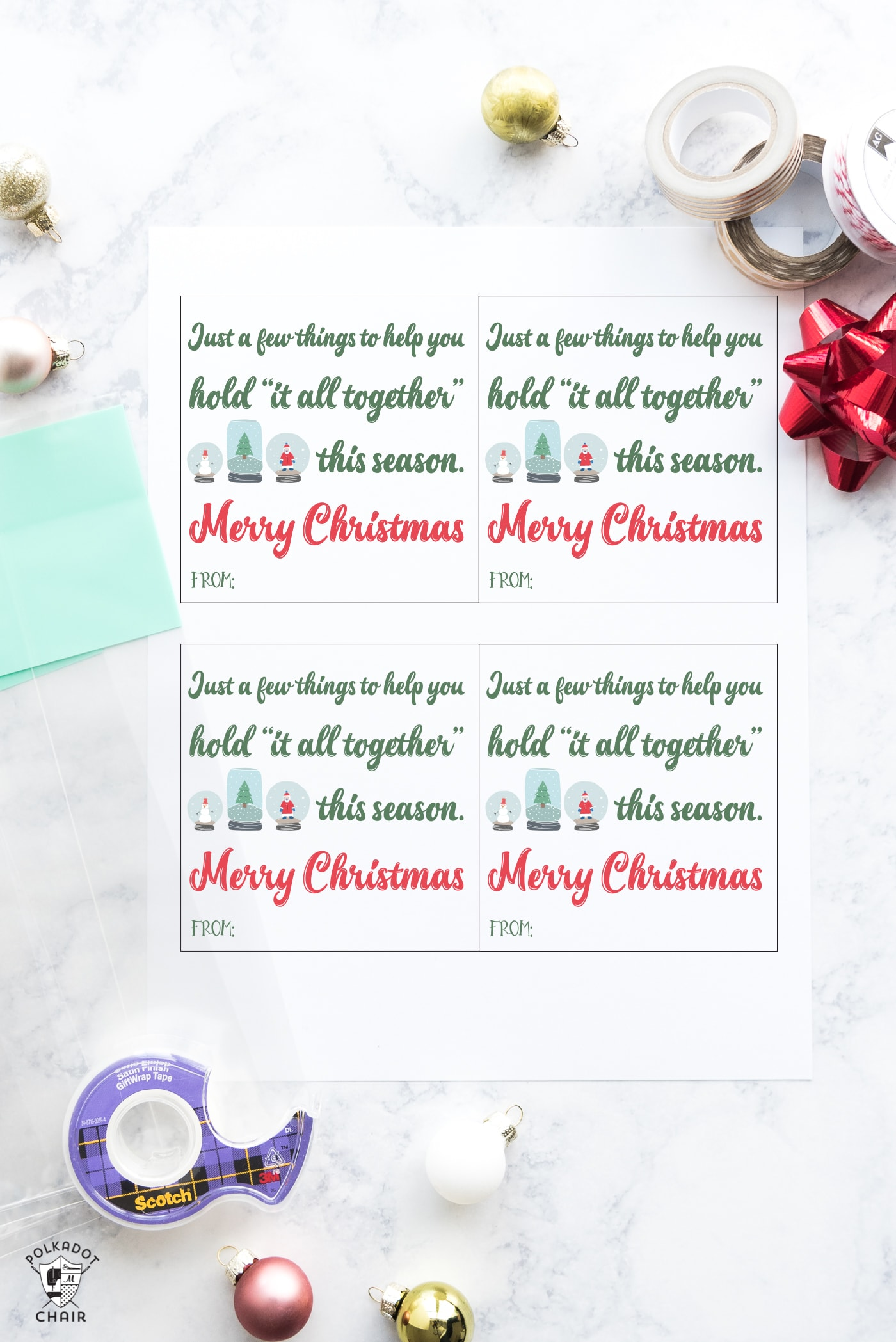 gift card printable photo - 1