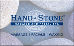 hand and stone gift card balance photo - 1