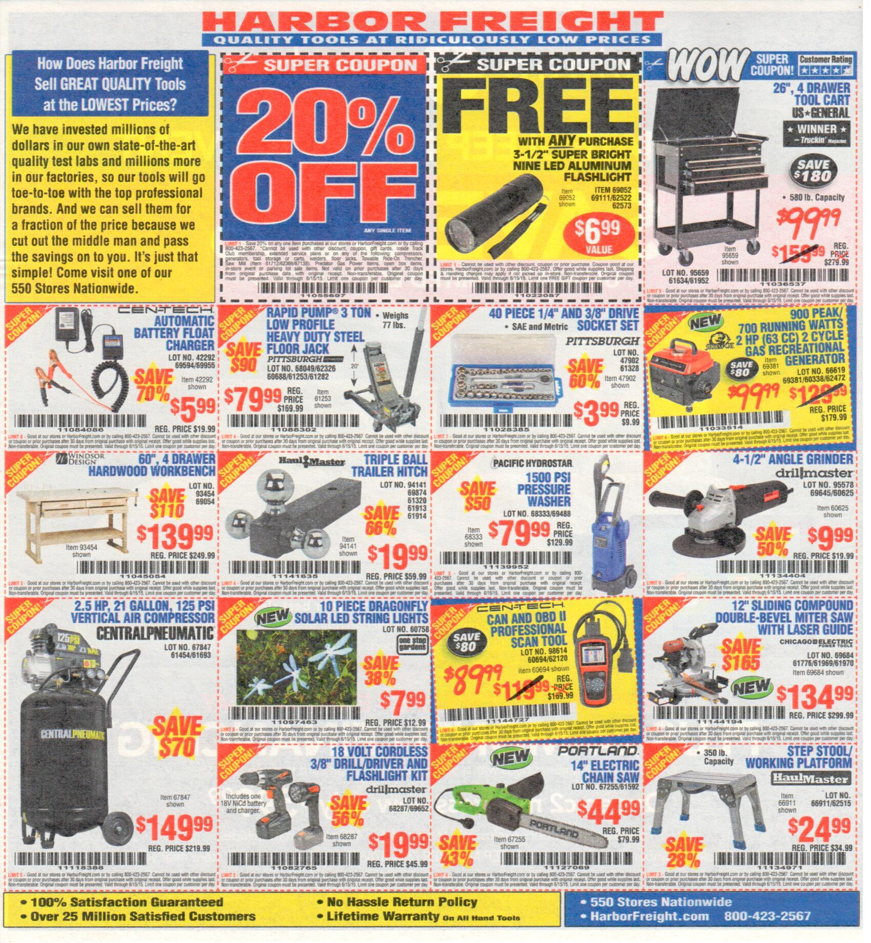 harbor freight gift card balance photo - 1