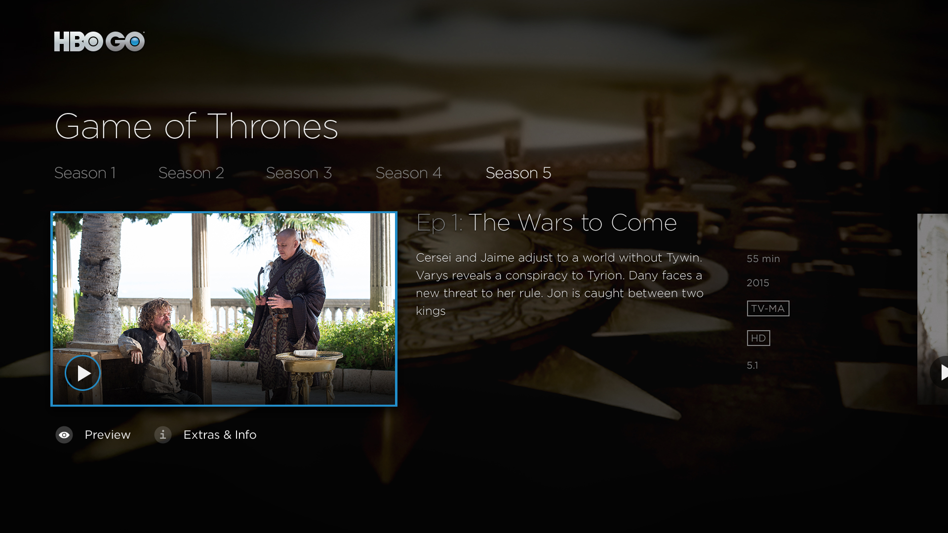hbo go gift card photo - 1