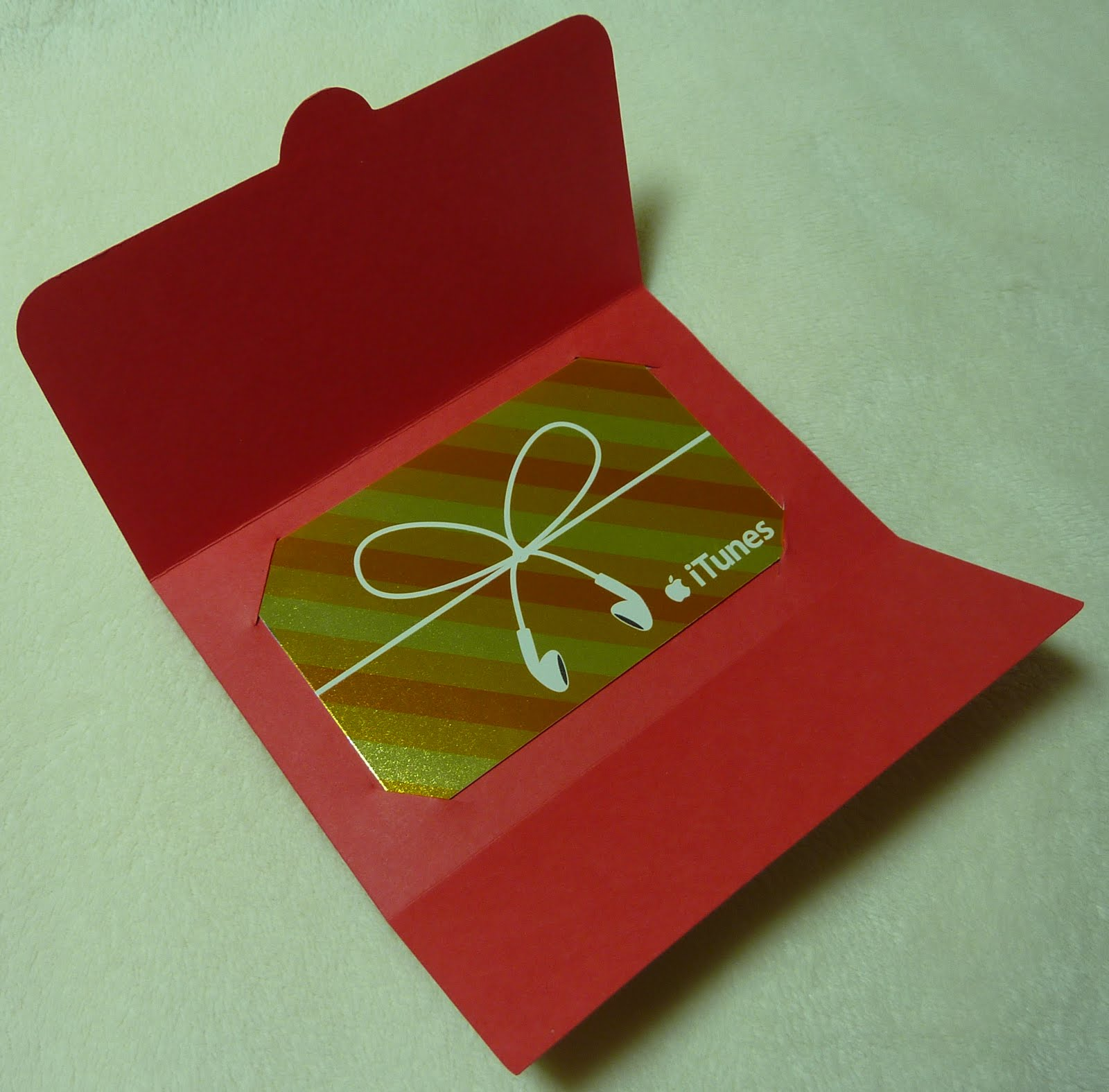 holiday gift card holders photo - 1