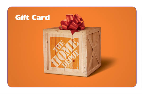 home depot gift card balance photo - 1