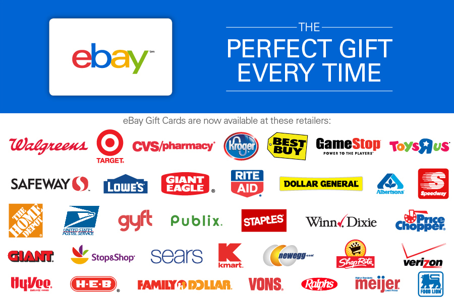 how to buy eBay gift card photo - 1
