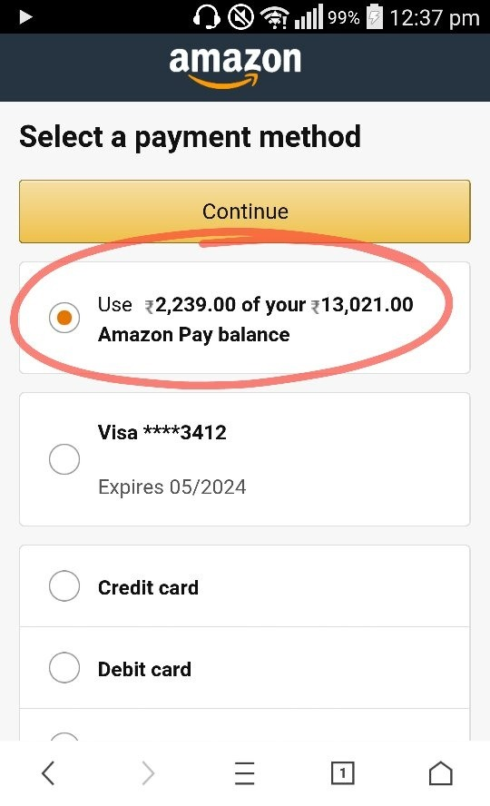 how to use amazon gift card balance photo - 1