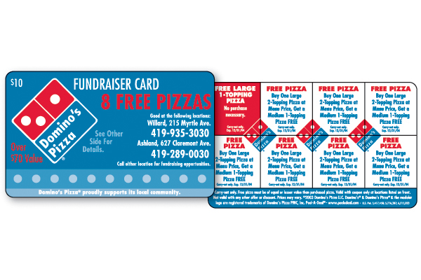 how to use dominos gift card photo - 1