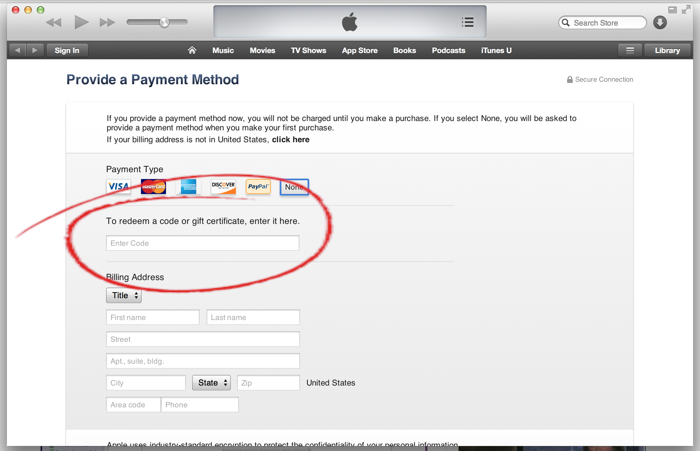 itune gift card balance photo - 1