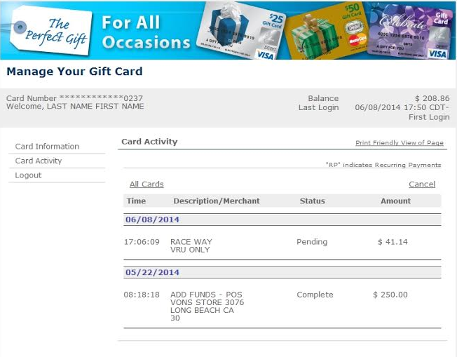 jcpenney gift card balance check photo - 1