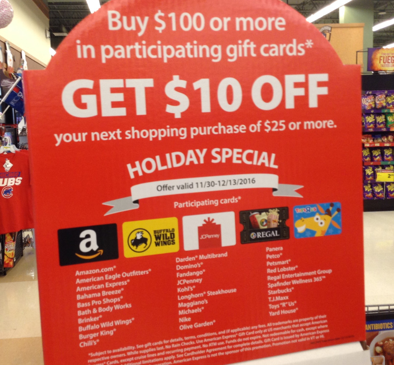 jewel osco gift card balance photo - 1