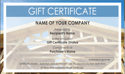 make your own gift card photo - 1