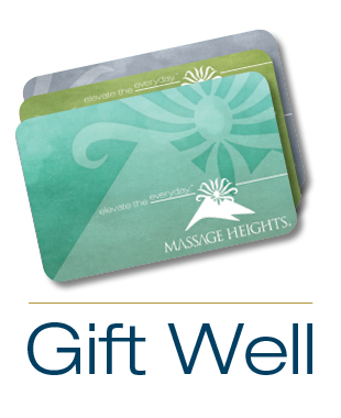 massage heights gift card photo - 1