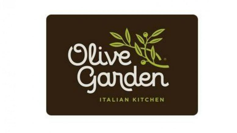 olive garden gift card check balance photo - 1