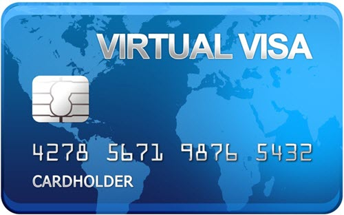 online gift card visa photo - 1