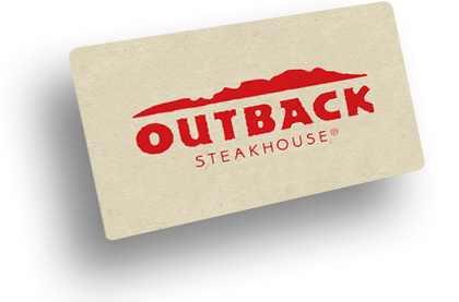 outback e gift card photo - 1