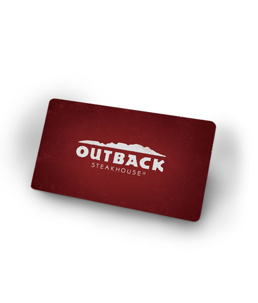 outback gift card special photo - 1
