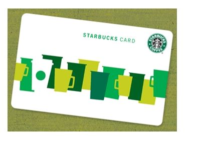 print Starbucks gift card photo - 1