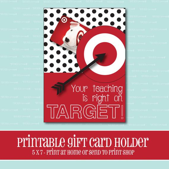 printable gift card holders photo - 1