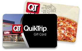 quick trip gift card balance photo - 1