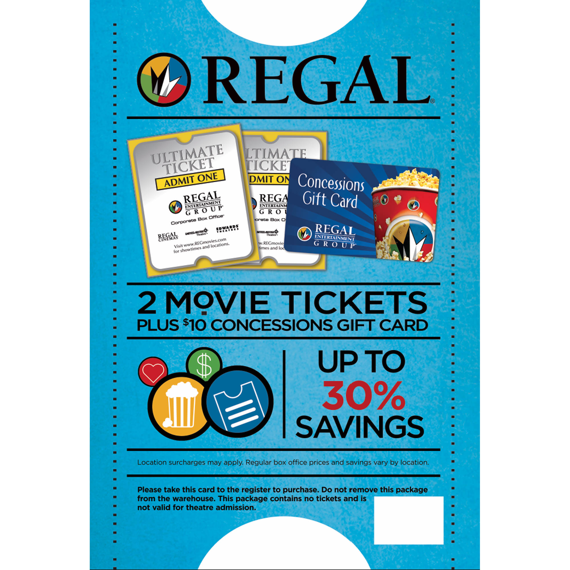 regal entertainment gift card balance photo - 1