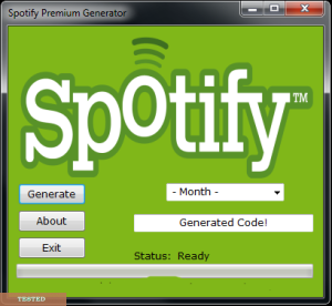 spotify gift card code generator photo - 1