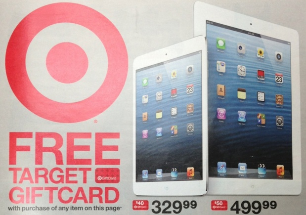 target apple gift card photo - 1
