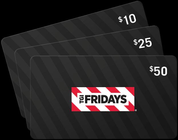 tgi fridays gift card balance photo - 1