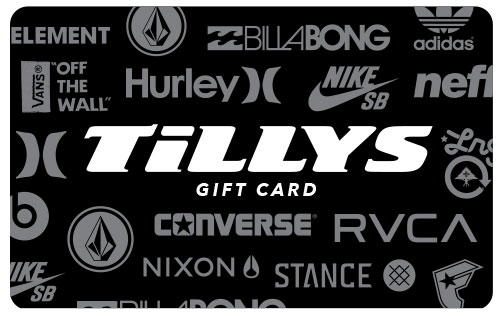 tillys gift card balance photo - 1