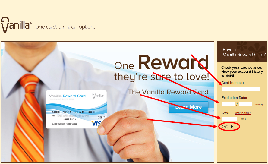 vanillavisa com gift card balance photo - 1