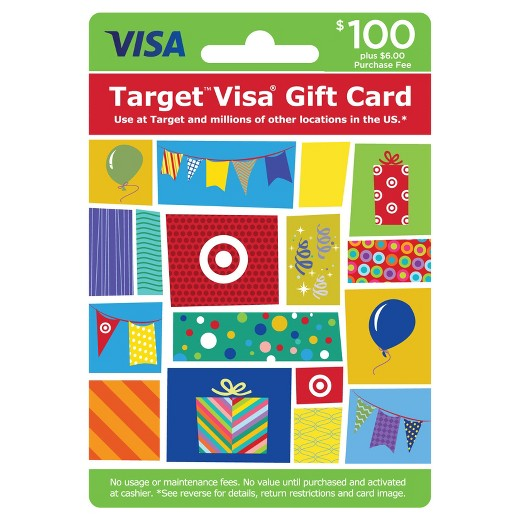 visa target gift card balance photo - 1