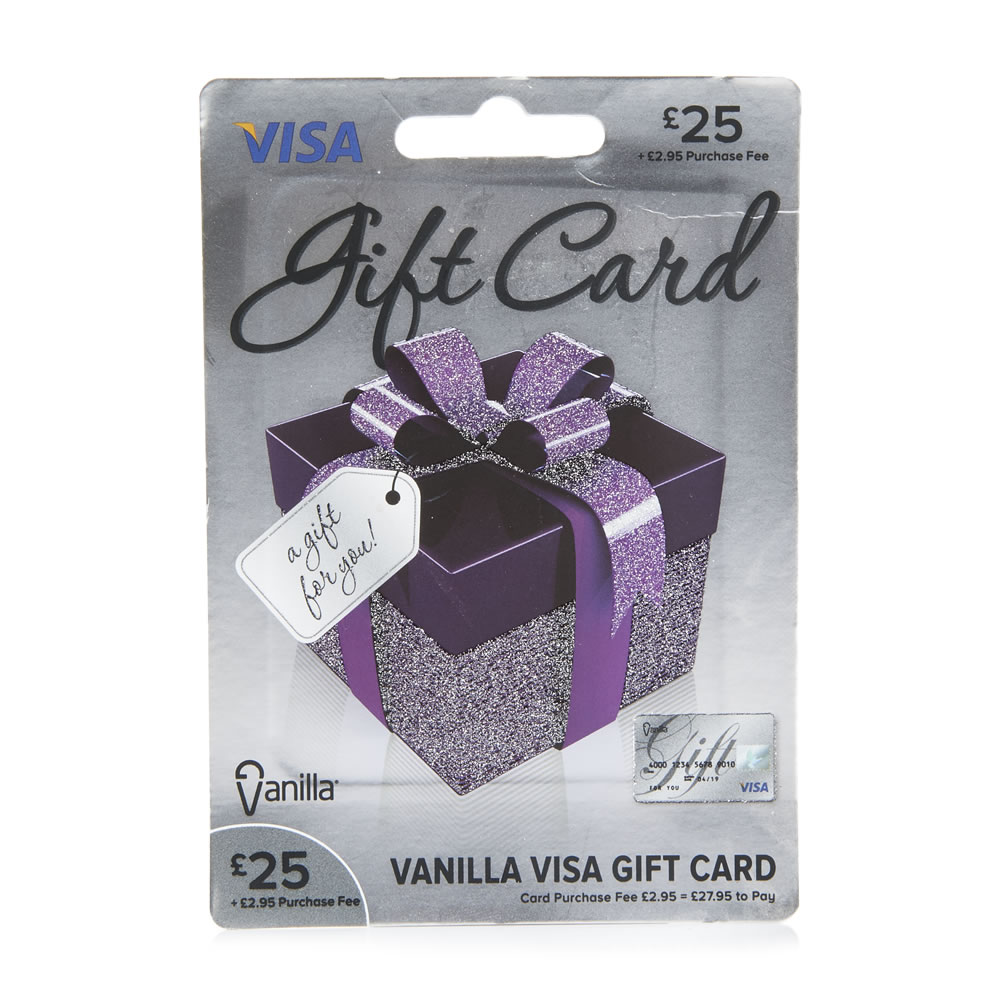 visa vanilla gift card balance check photo - 1