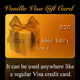 what can you buy with a visa gift card photo - 1