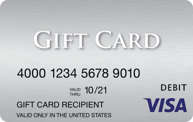 what can you use a visa gift card for photo - 1