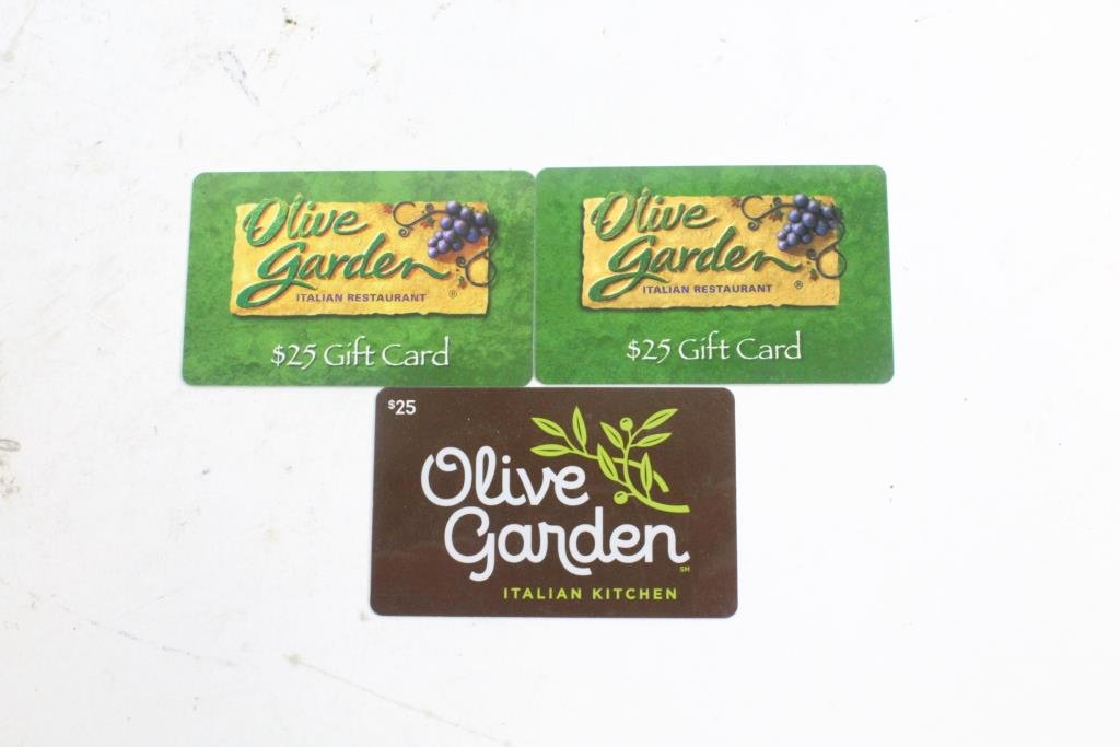 where can I use olive garden gift card photo - 1