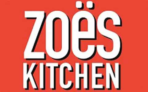 zoes kitchen gift card photo - 1