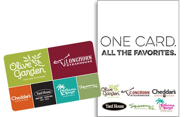 darden traditional gift cards